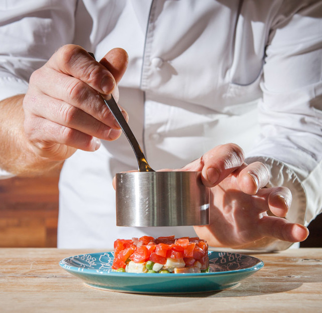 chef a domicilio - Anna Maria Bisceglia